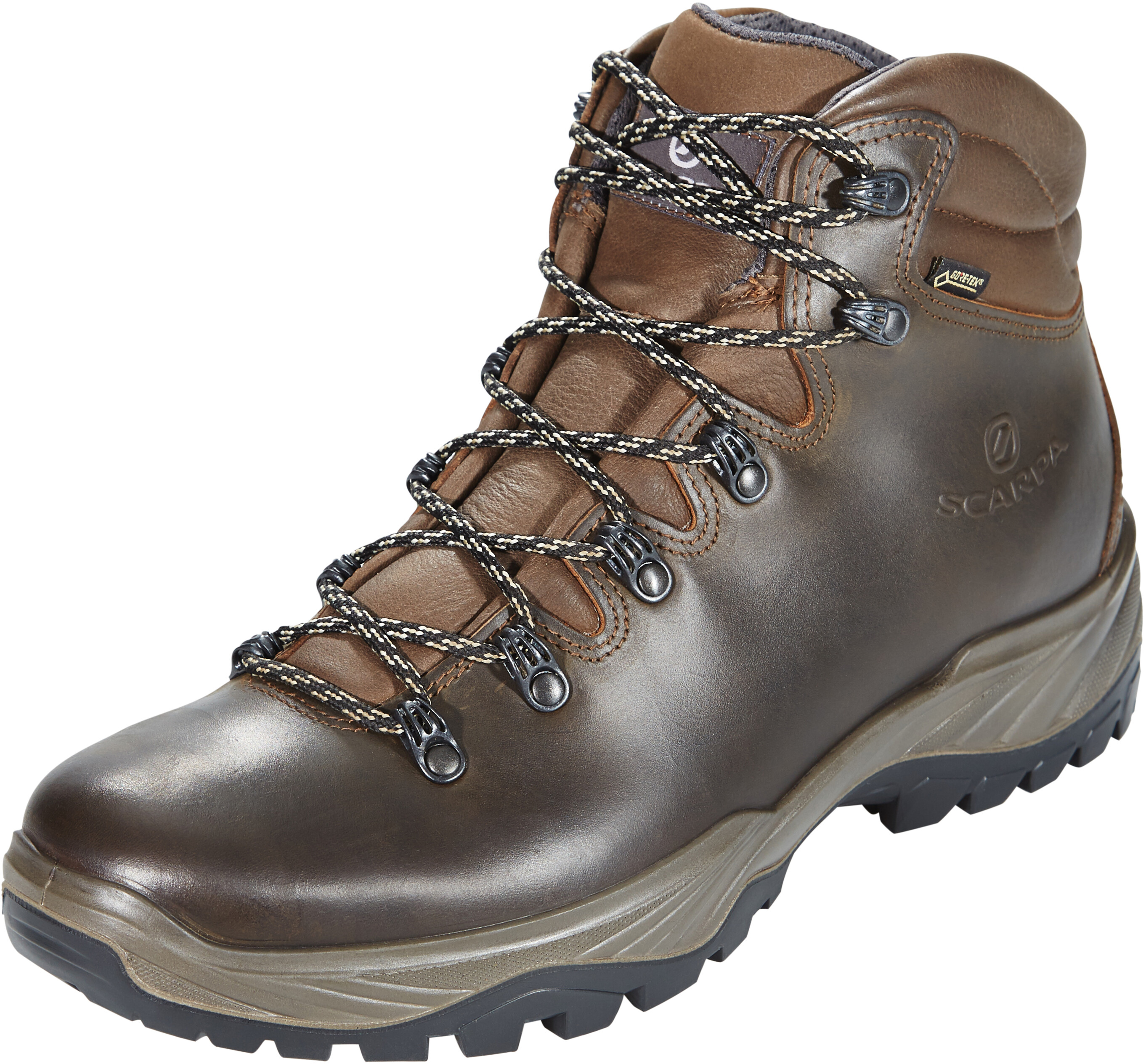 d83679281ac Scarpa Terra GTX Shoes Men brown at Addnature.co.uk